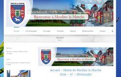 Site Moulins la Marche